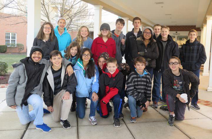1 Christian School of York at Normandie Ridge 1
