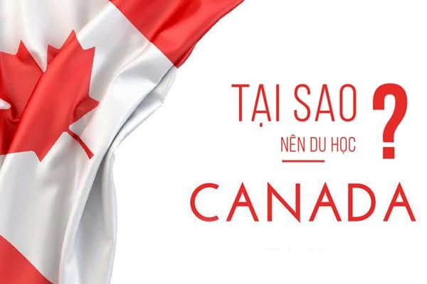 Thong tin tong quan ve du hoc Canada