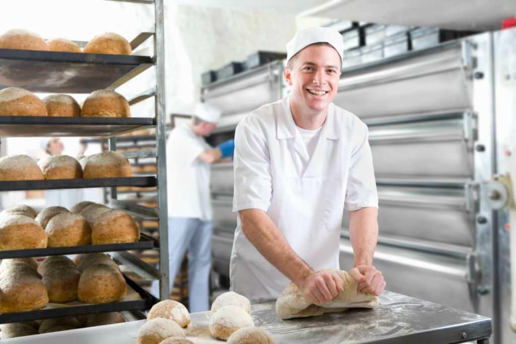 ngành làm bánh tại Úc