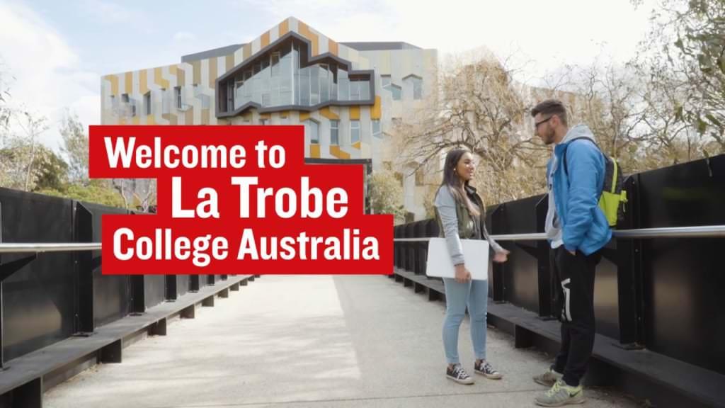 Du học Úc thông tin trường La Trobe College Australia