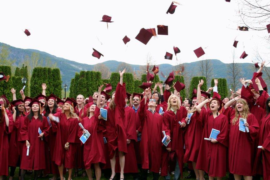 Selkirk College Grad 2013 17