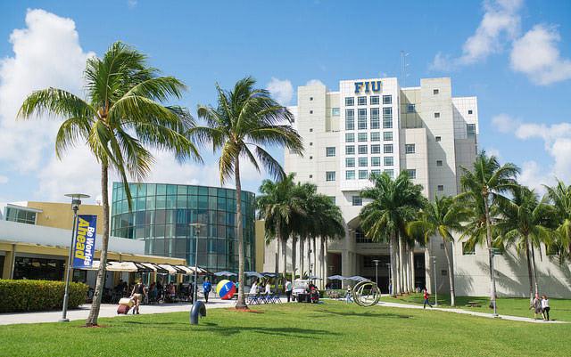 Du học Mỹ - trường Florida International University