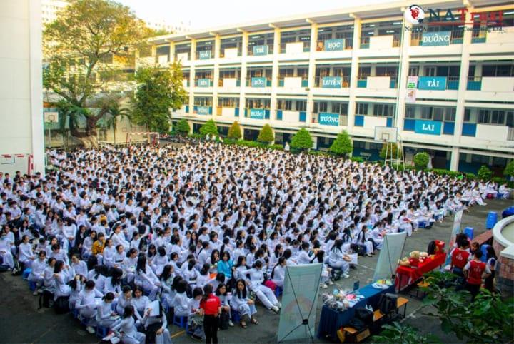 Đúng Ngành Nghề – Sáng Tương Lai: THPT Nguyễn An Ninh