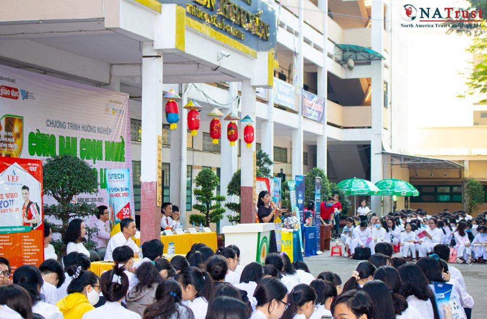 THPT Nguyễn Khuyến