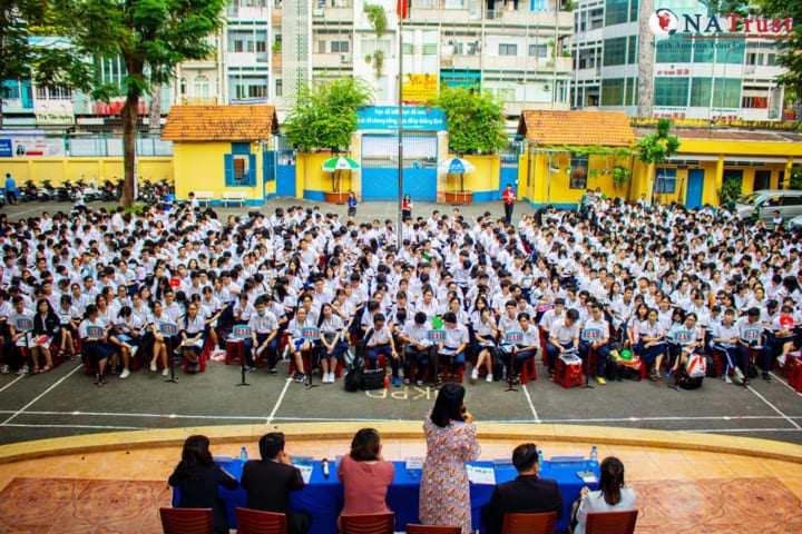 THPT Tran Khai Nguyen 5