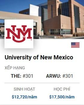 University Of New