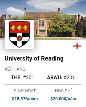University Of Reading
