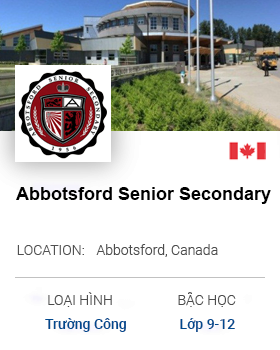 Abbotsford Senior Secondary