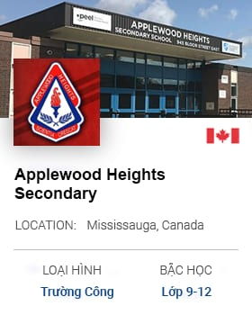 Applewood Heights Secondary