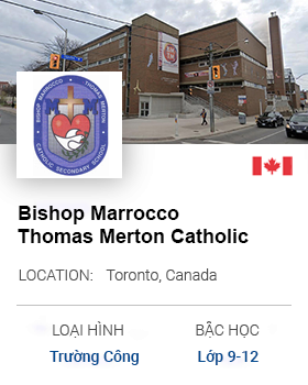 Bishop Marrocco Thomas Merton Catholic Secondary