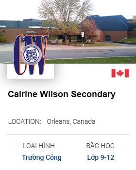Cairine Wilson Secondary