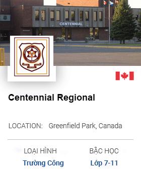 Centennial Regional High School