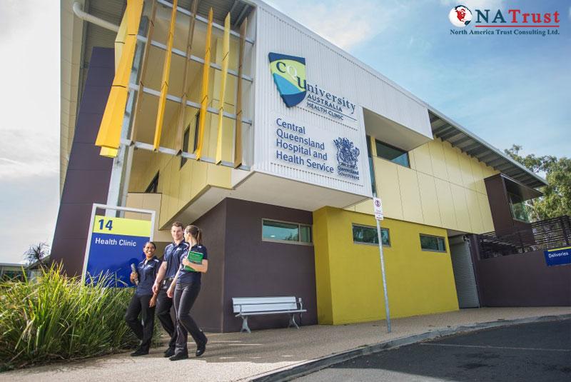 Central Queensland University - Đại Học Cao Cấp Đa Ngành Tại Úc