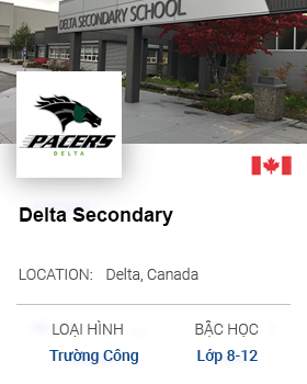 Delta Secondary