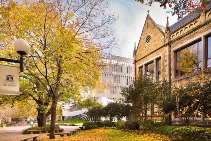 Du Học Đại Học Hàng Đầu Úc University of Melbourne