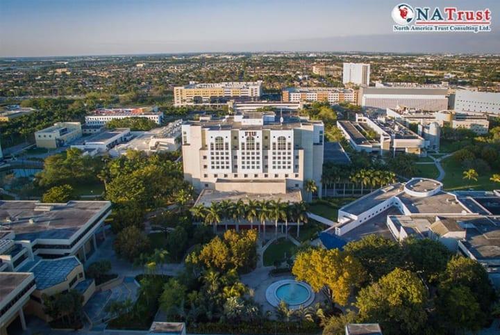 Du Học Florida International University - Trường Công Lập Hàng Đầu Mỹ