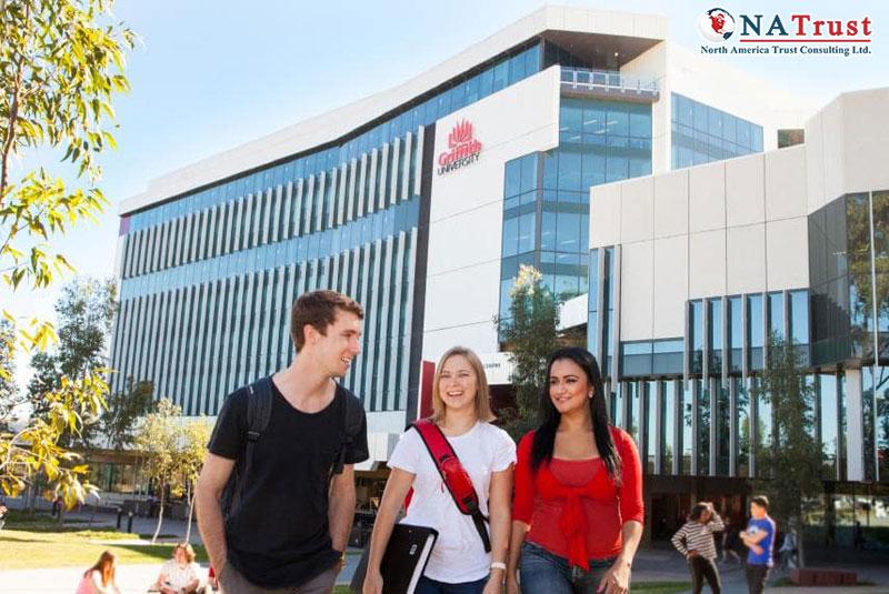 Du Học Griffith University - Đại Học 5 Sao Tại Úc