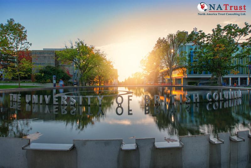 Du Học University of British Columbia - trường đại học danh tiếng hàng đầu Canada