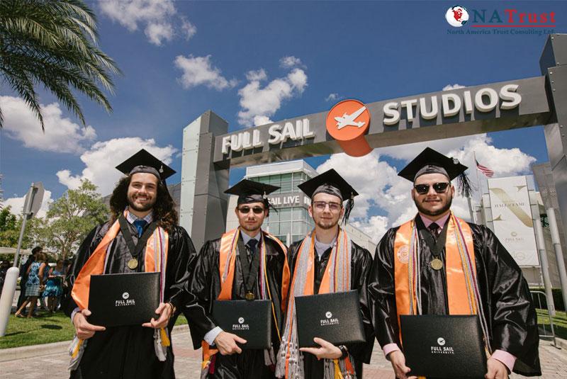 Du học Mỹ Ngành Làm Phim - Full Sail University