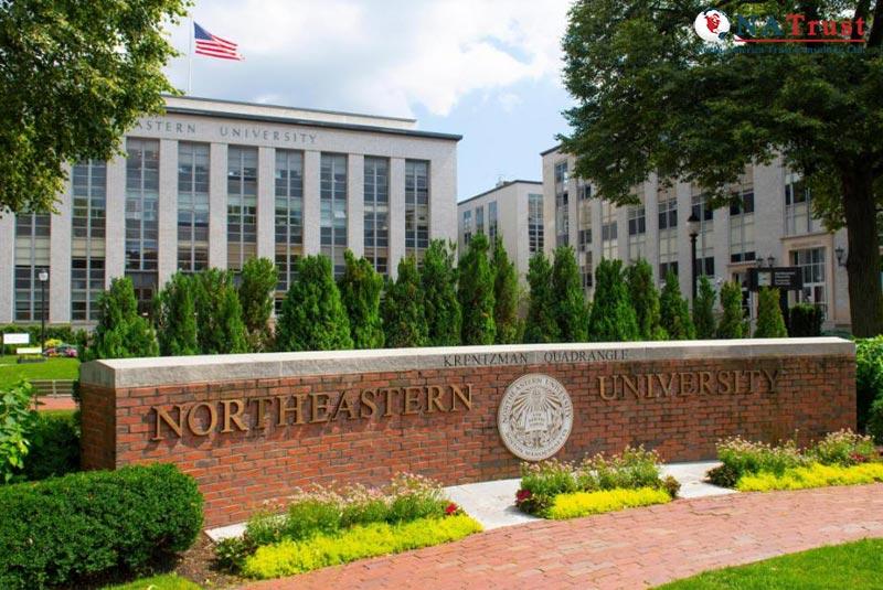 Du học thạc sĩ Mỹ tại Northeastern University