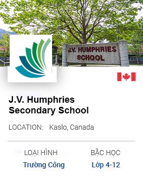 J.V. Humphries Secondary School