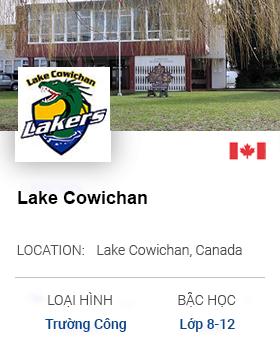 Lake Cowichan Secondary School