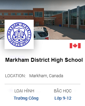 Markham District High School