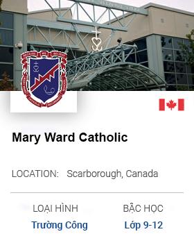 Mary Ward Catholic