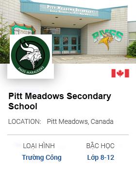Pitt Meadows Secondary