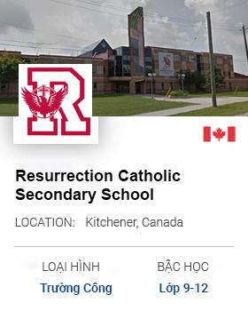 Resurrection Catholic