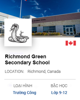 Richmond Green Secondary School