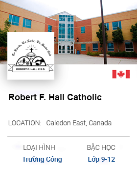 Robert F. Hall Catholic