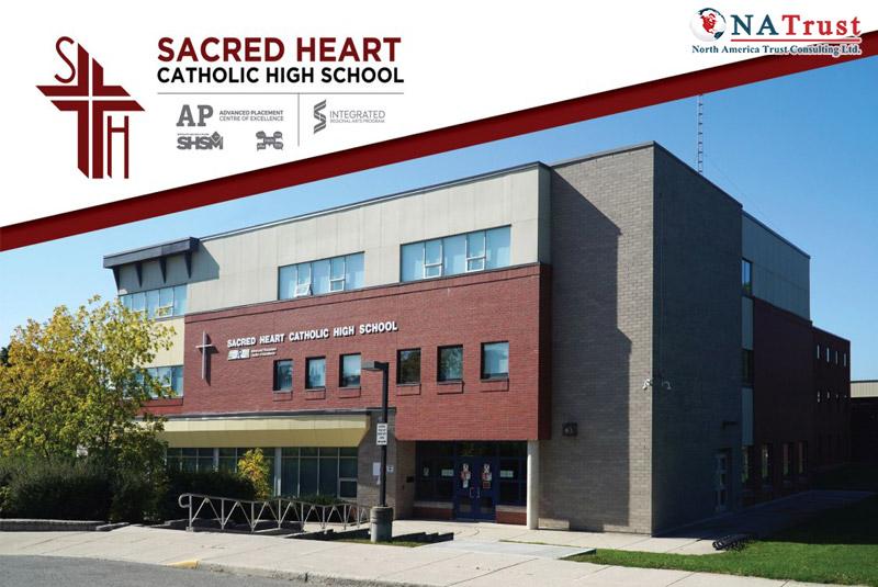 Sacred HeartCatholic High School - Trường THPT Công Giáo Tại Canada