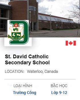 St. David Catholic Secondary School