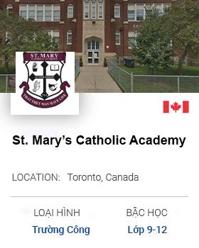 St. Mary's Catholic Academy