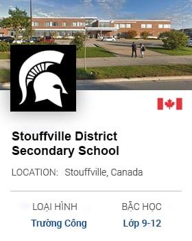 Stouffville District Secondary School