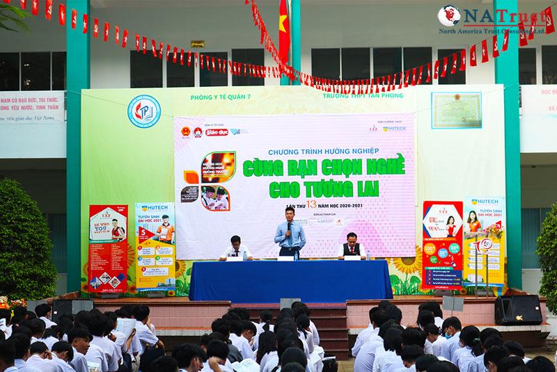 THPT Tân Phong