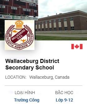 Wallaceburg District Secondary School