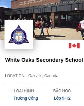 White Oaks Secondary School