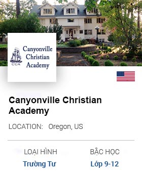 Canyonville Christian Academy Private Co ed Boarding School