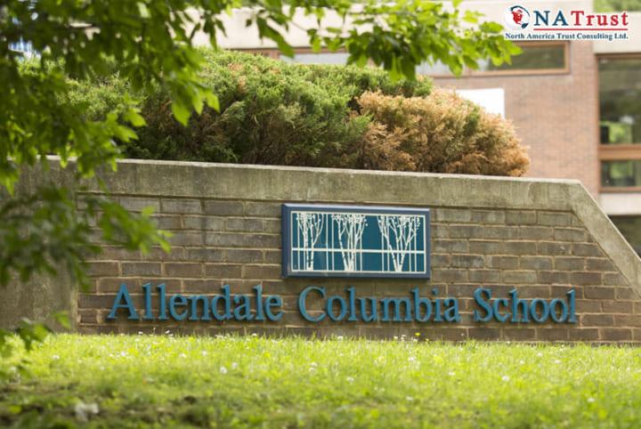 Du Học Mỹ THPT Allendale Columbia