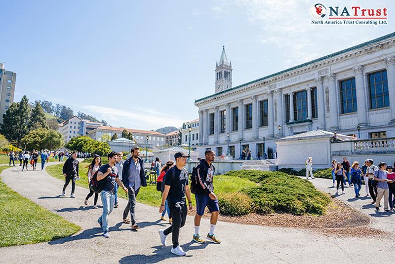 Du Học Mỹ University of California Berkeley - Đại Học Top Đầu