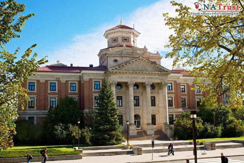Du Học University Of Manitoba - Đại Học Lâu Đời Nhất Tây Canada