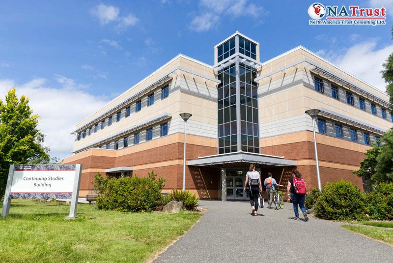 Du Học University Of Victoria - Ngôi Trường Mang Tên Nữ Hoàng