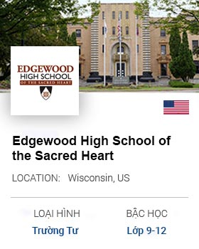 Edgewood High School of the Sacred Heart Private Co ed Day School