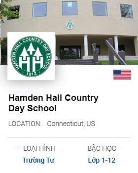 Hamden Hall Country