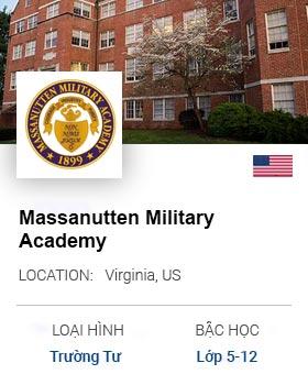 Massanutten Military Academy Private Co ed Boarding School