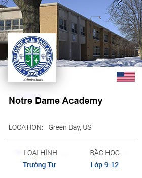Notre Dame Academy Private Co ed Day School