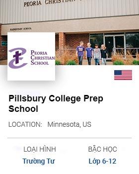 Pillsbury College Prep School Private Co ed Boarding School
