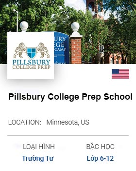 Pillsbury College Prep School